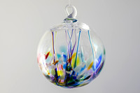 Weston Glass witch ball