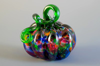 weston Glass pumpkin